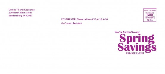 12045 DownsTV&App Envelope