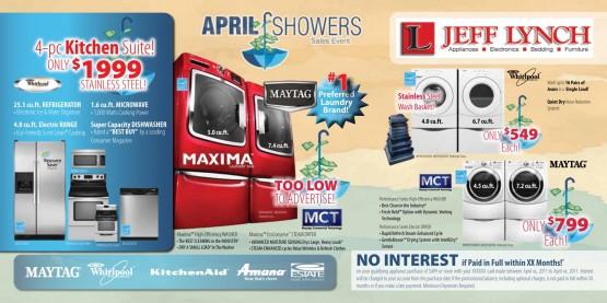 JP2099WP April Showers Front of Mailer