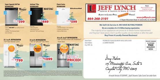 JP2099WP April Showers Back of Mailer